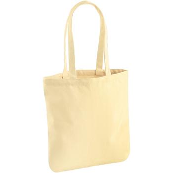 Taschen Damen Shopper / Einkaufstasche Westford Mill W821 Pastell Gelb