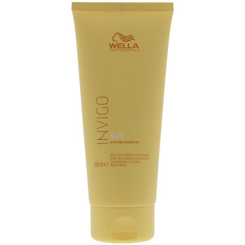 Beauty Damen Spülung Wella Invigo Sun Conditioner  200 ml