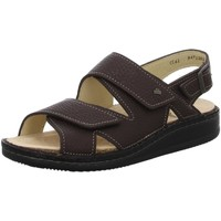 Schuhe Herren Sandalen / Sandaletten Finn Comfort Offene Toro-S coffee 81528-650432 braun