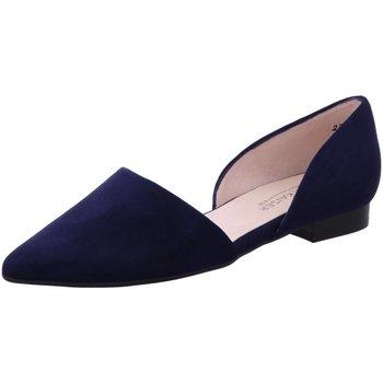Schuhe Damen Ballerinas Peter Kaiser TIPPI 19545104 blau