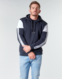 Kleidung Herren Sweatshirts Armani Exchange 6HZMFD Schwarz / Weiss