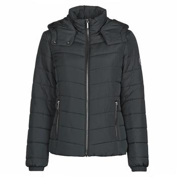 Kleidung Damen Daunenjacken Armani Exchange 8NYB12 Schwarz