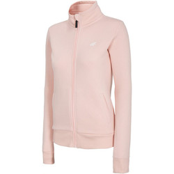 Kleidung Damen Sweatshirts 4F Women's Sweatshirt rose