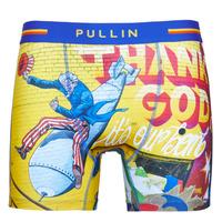 Unterwäsche Herren Boxer Pullin FASHION LYCRA Multicolor