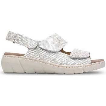 Schuhe Damen Sandalen / Sandaletten Saguy's SAGUYS SANDALEN FÜR W LERMA-VORLAGEN BEIGE