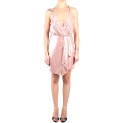Kleidung Damen Anzughosen Kocca TORI Kurz Damen Rosa Rosa