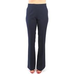 Kleidung Damen Cargo Hosen Kocca YOGHI Pantalone Damen blau blau