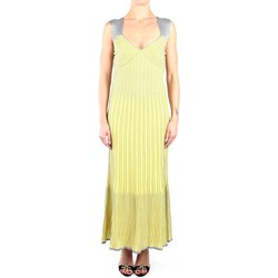 Kleidung Damen Kurze Kleider Missoni 2DG00395 2K005K Kleid Damen gelb gelb