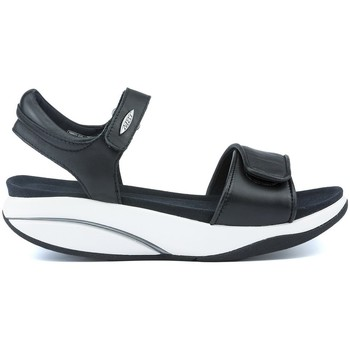 Schuhe Damen Sandalen / Sandaletten Mbt SANDALEN MALIA W BLACK NAPPA