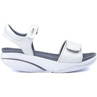 Schuhe Damen Sandalen / Sandaletten Mbt SANDALEN MALIA W WHITE NAPPA