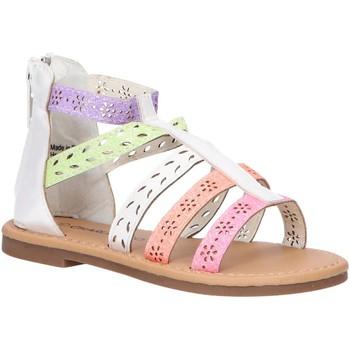 Schuhe Mädchen Sandalen / Sandaletten Charlie Co B144910-B1758 Blanco
