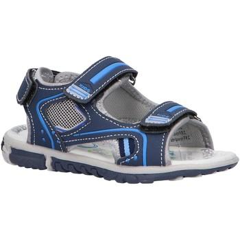 Schuhe Jungen Sportliche Sandalen Happy Bee B142970-B2579 Azul