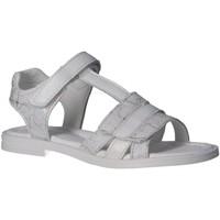 Schuhe Mädchen Sandalen / Sandaletten Happy Bee B144240-B3639 Blanco