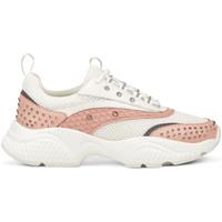 Schuhe Damen Sneaker Low Ed Hardy - Scale runner-stud white/pink Rose