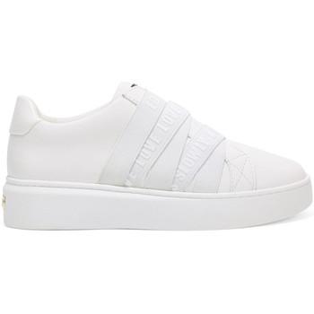 Schuhe Damen Sneaker Low Ed Hardy - Overlap low top white Weiss
