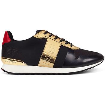 Schuhe Herren Sneaker Low Ed Hardy - Mono runner-metallic black/gold Schwarz