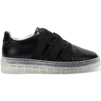 Schuhe Damen Sneaker Low Ed Hardy - Overlap low top black Schwarz