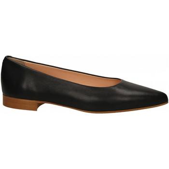 Schuhe Damen Ballerinas Lamica NAPPA nero