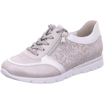 Schuhe Damen Derby-Schuhe & Richelieu Semler Schnuerschuhe SOFTINA/M-NAPPA N8225114/901 grau