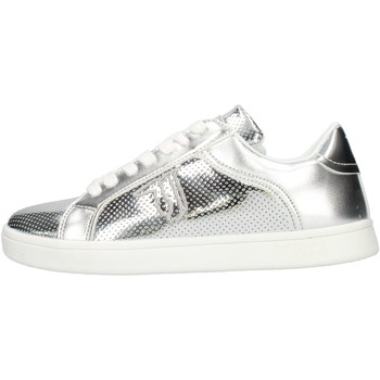 Schuhe Damen Sneaker Low Trussardi 79A005289Y099999 Silber