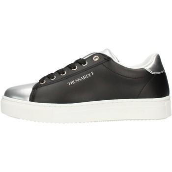 Schuhe Damen Sneaker Low Trussardi 79A004789Y099999 Schwarz