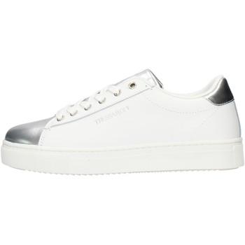 Schuhe Damen Sneaker Low Trussardi 79A004789Y099999 weiß