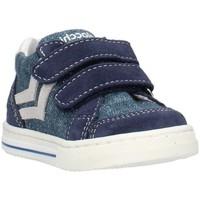 Schuhe Kinder Sneaker Low Balocchi 103293 Blau