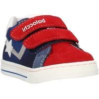 Schuhe Kinder Sneaker Low Balocchi 103202 Mehrfarben