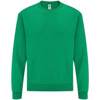 Kleidung Herren Sweatshirts Fruit Of The Loom 62202 Grün