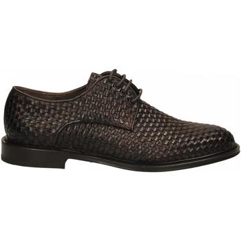 Schuhe Herren Derby-Schuhe Brecos INTRECCIATO testa-di-moro