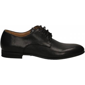 Schuhe Herren Derby-Schuhe Brecos VITELLO nero