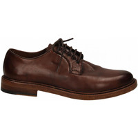 Schuhe Herren Derby-Schuhe Brecos BUFALO brandy
