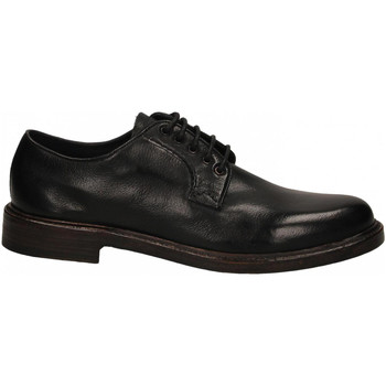 Schuhe Herren Derby-Schuhe Brecos BUFALO nero