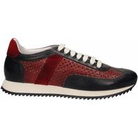 Schuhe Herren Sneaker Low Brecos SIER blu