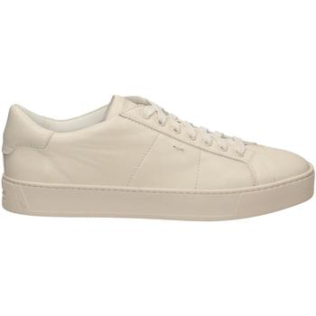 Schuhe Herren Sneaker Low Santoni PILARE-SSS bianco