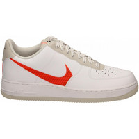 Schuhe Herren Fitness / Training Nike AIR FORCE 1 '07 LV8 white-orange