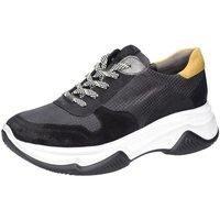 Schuhe Damen Sneaker Low Paul Green 4764-095 schwarz