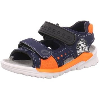 Schuhe Jungen Babyschuhe Ricosta Sandalen Soccer 4523300/171 blau