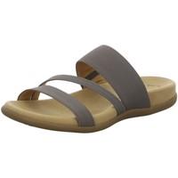 Schuhe Damen Pantoletten / Clogs Gabor Pantoletten 43.702.80 beige