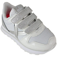 Schuhe Kinder Sneaker Low Munich mini massana vco 8207375 Weiss