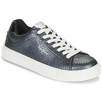 Schuhe Damen Sneaker Low Pepe jeans ADAM SNAKE Grau