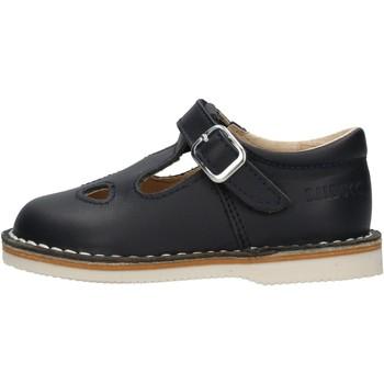 Schuhe Jungen Derby-Schuhe Balducci - Occhio di bue blu IDEA3581 BLU