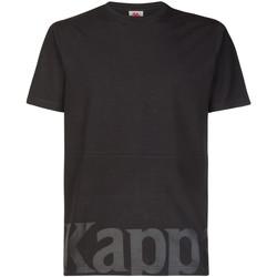 Kleidung Jungen T-Shirts Kappa - T-shirt nero 304S430-005 NERO
