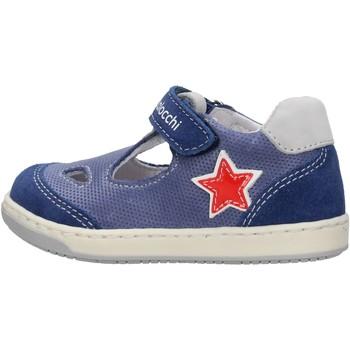 Schuhe Jungen Derby-Schuhe Balocchi - Occhio di bue grigio 103222 BLU