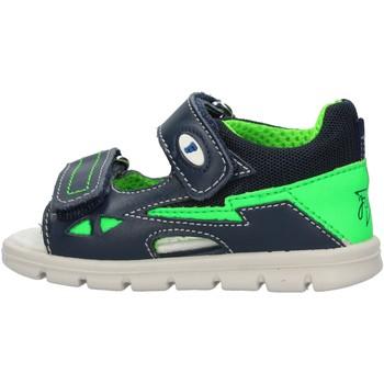 Schuhe Jungen Sandalen / Sandaletten Falcotto - Sandalo blu KNIK-1C38 BLU