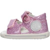 Schuhe Mädchen Sandalen / Sandaletten Falcotto - Sandalo rosa NEMO-0M02 ROSA