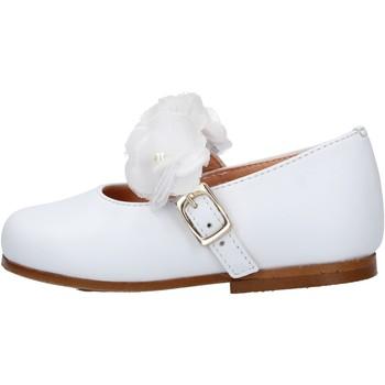 Schuhe Mädchen Sneaker Clarys - Ballerina bianco 1159 BIANCO