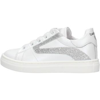 Schuhe Jungen Sneaker Low Balducci - Sneaker bianco BUTT1570 BIANCA