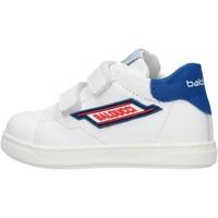 Schuhe Jungen Sneaker Low Balducci - Sneaker bianco MSPO3350 BIANCO