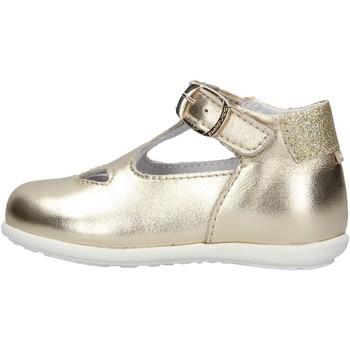 Schuhe Mädchen Sneaker Balducci - Occhio di bue platino CITA2401 PLATINO
